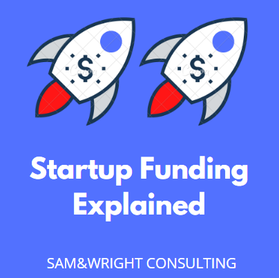 Startup Funding Explained - Sam&Wright Consulting